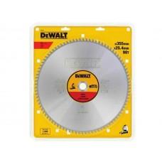 DEWALT DT1927 საჭრელი დისკი 355 x 25.4 x 90T (მეტალი)