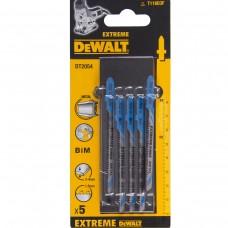 DEWALT DT2054 ბეწვა ხერხის პირი (T118EOF) ( მეტალის მილი/პროფილი/ალუმინი)