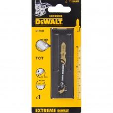 DEWALT DT2101 ბეწვა ხერხის პირი (T118AHM) (მეტალი/უჟანგავი ფოლადი)
