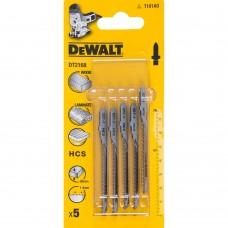 DEWALT DT2168 ბეწვა ხერხის პირი (T101AO) (ხე/დსპ/ფანერა/ლამინირებული დსპ/პლასტიკი)