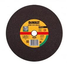 DEWALT DT3431 საჭრელი დისკი 230 X 3,0 X 22.2 მმ (ბეტონი/ქვა/აგური)