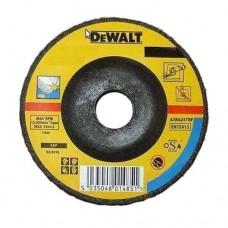 DEWALT DT3469 სახეხი დისკი 180 X 4.0 X 22.2 მმ (უჟანგავი ფოლადი)