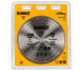 DEWALT DT3732 ალმასის საჭრელი დისკი (Turbo) 230 x 22.2 მმ (UN)