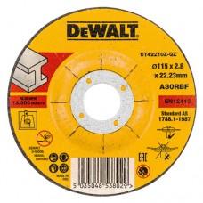 DEWALT DT42210Z საჭრელი დისკი 115 X 2.8 X 22.2 მმ (მეტალი)