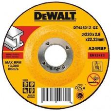 1.DEWALT DT42601 საჭრელი დისკი 230 X 3.0 X 22.2 მმ (მეტალი)