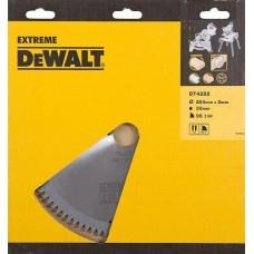 DEWALT DT4282 საჭრელი დისკი 250 x 30 x 96T (ხე/ხე-მასალა/პლასტიკი/ალუმინი)