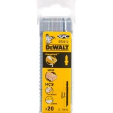 DEWALT DT2212 ბეწვა ხერხის პირი (T111C) (ხე/დსპ)