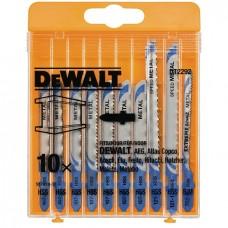 DEWALT DT2292 ბეწვა ხერხის პირების ნაკრები (მეტალი)
