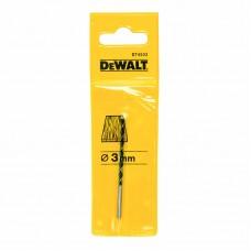 DEWALT DT4503 ბურღის პირი ხისათვის 3 მმ
